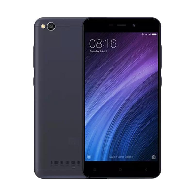 Xiaomi Redmi 4A Prime TAM Smartphone - Grey [32GB/ RAM 2GB]