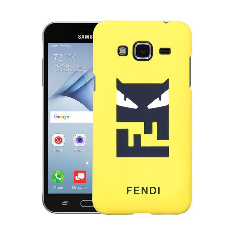 Fendi Givenchy C101 Hardcase Casing for Samsung Galaxy J3 2016