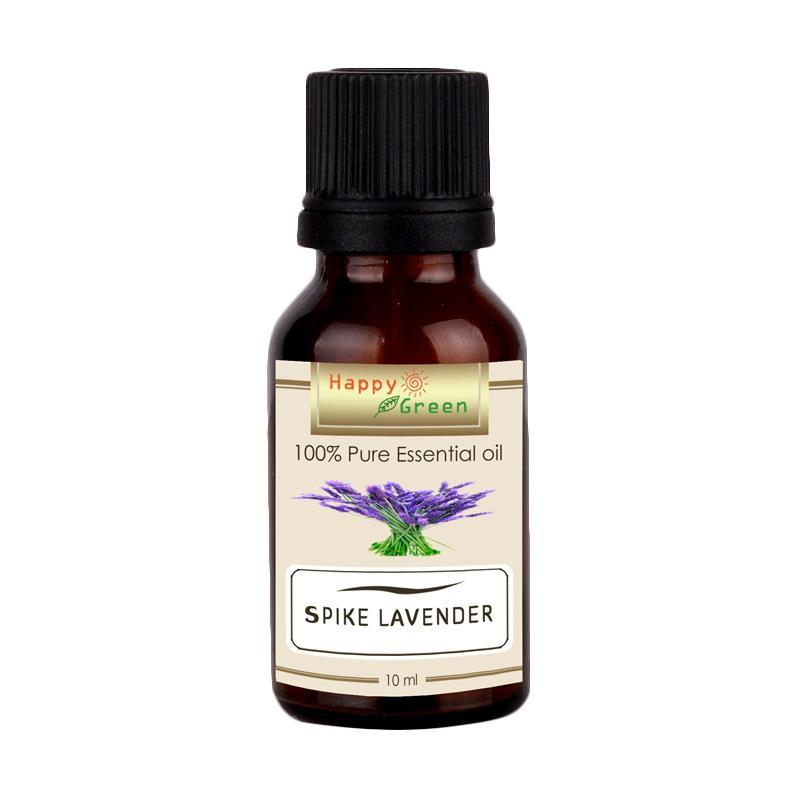 HAPPY GREEN Spike Lavender Essential Oil [10 mL]