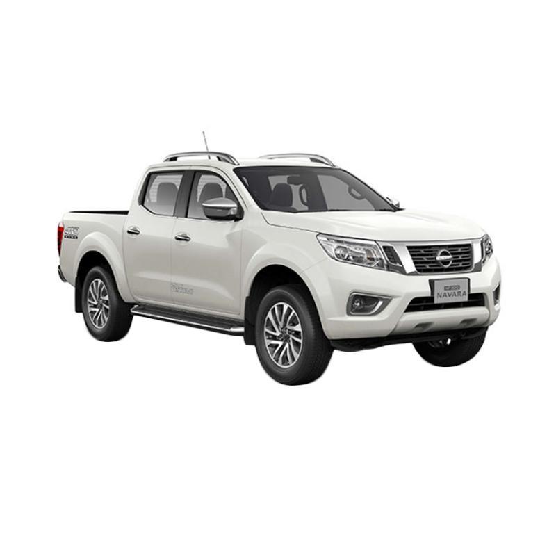 harga Nissan Navara 2.5 VL Mobil - Pearl White [JADETA dan Bekasi] Blibli.com