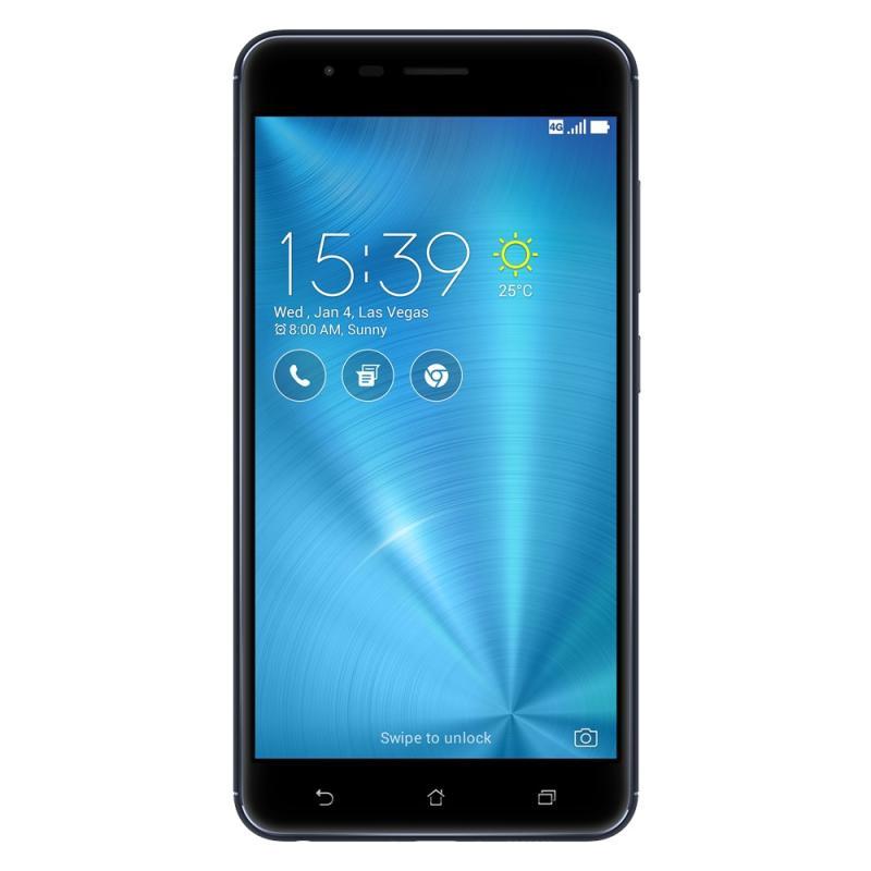 Asus ZenFone Zoom S ZE553KL 4GB/64GB - Black Garansi Resmi
