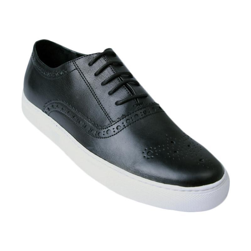 Ftale Footwear Mayhem Mens Shoes Sepatu Pria - Black