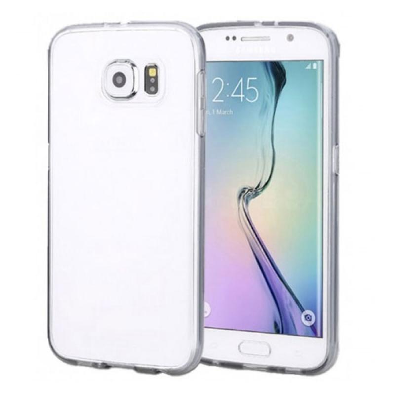 Totu Crystal Casing for Samsung Galaxy S6 - Grey