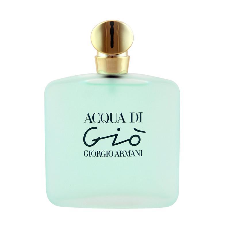 Giorgio Armani Acqua Di Gio For Women EDT Parfum Wanita [100 mL] Ori Tester Non Box