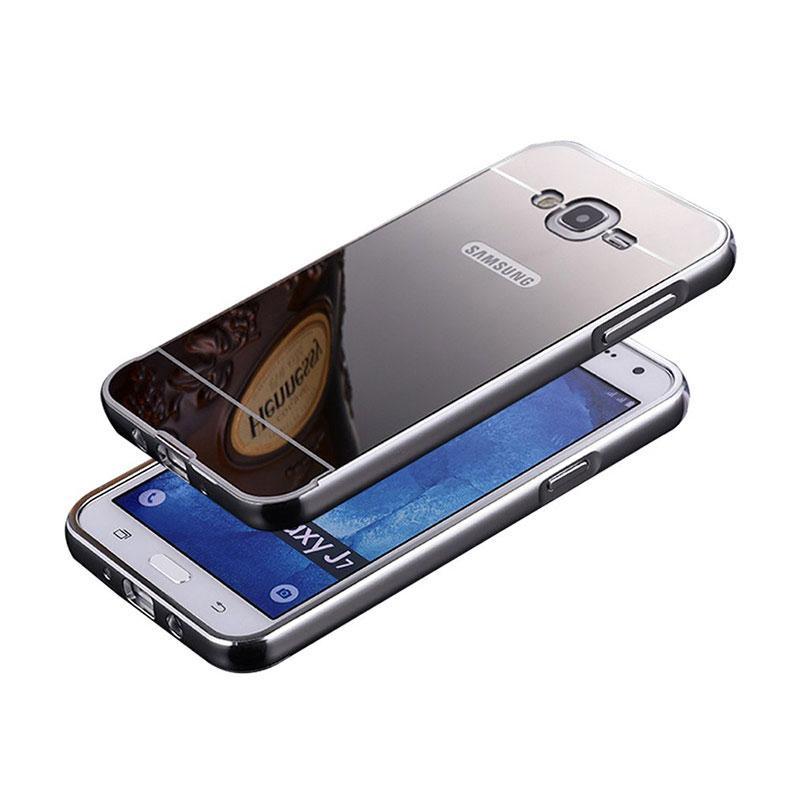 OEM Bumper Case Mirror Casing for Samsung Galaxy V G313
