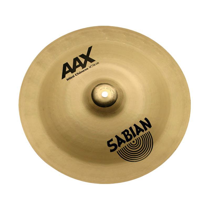harga Sabian Cymbal AAX Mini Chinese Perlengkapan Drum [14 Inch] Blibli.com
