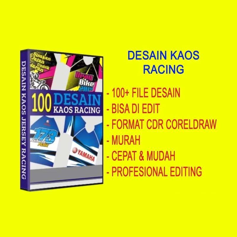 Jual Desain Kaos Racing Jarsey Full Print Template Software Online Maret 2021 Blibli