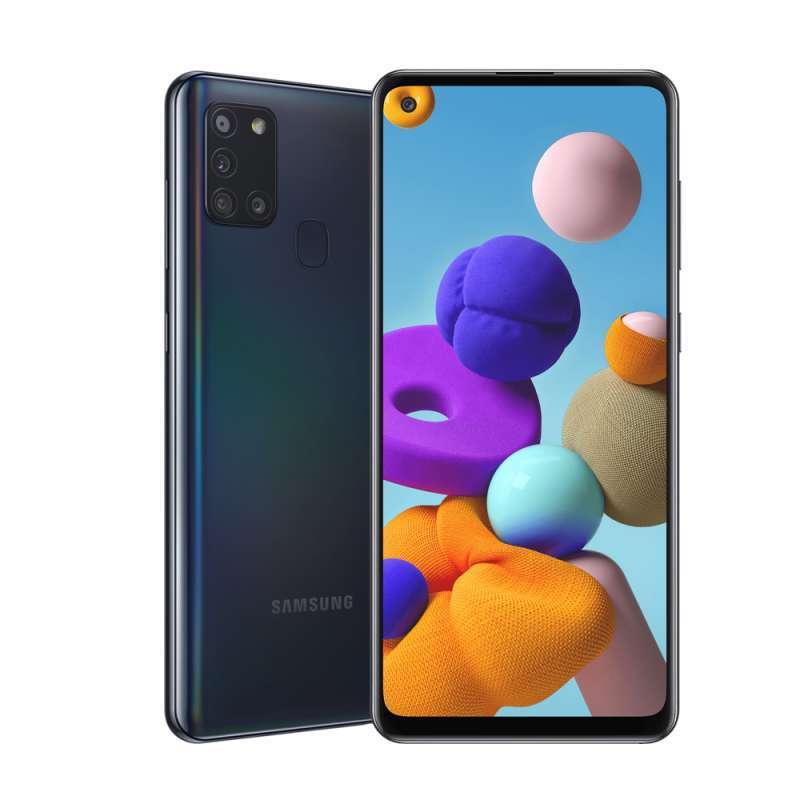 Samsung Galaxy A21s Smartphone 3GB 32GB Garansi Resmi