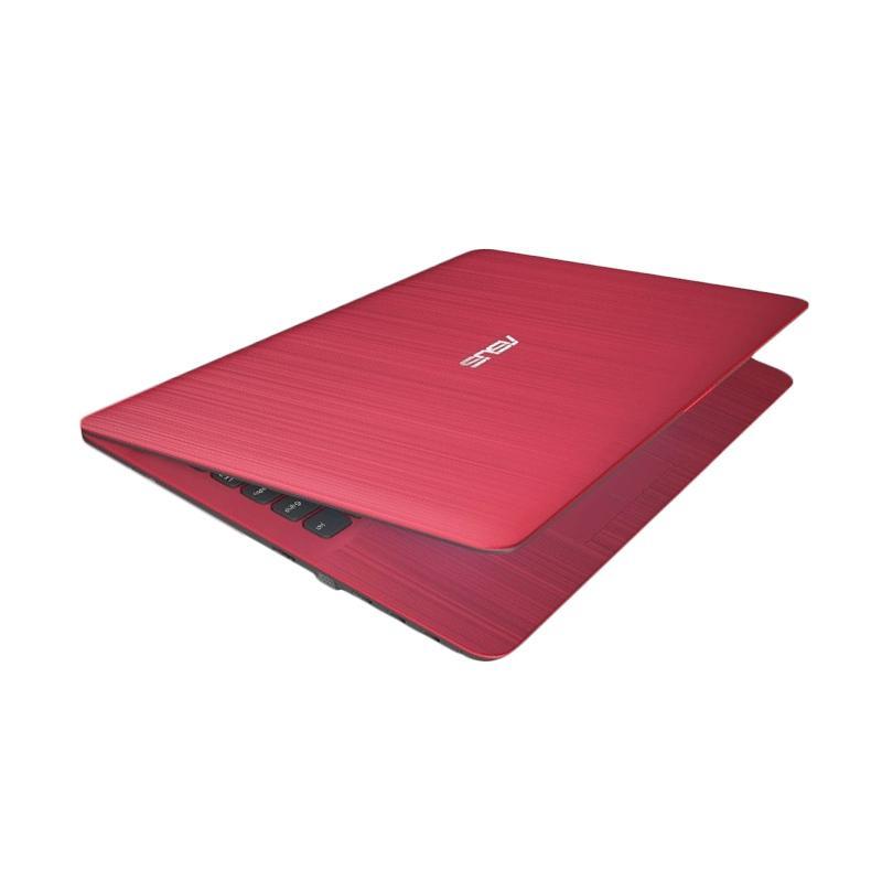 Asus X441UV-WX093D Notebook - Red [14 Inch/i3-6006U/GT920M/4 GB/500 GB/DOS]