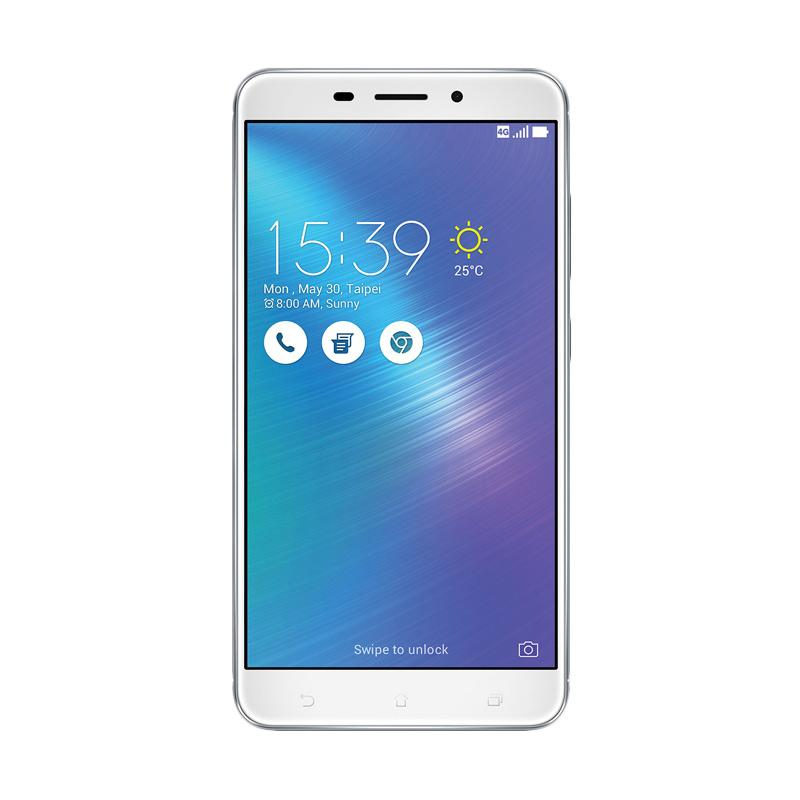 Asus Zenfone 3 Laser ZC551KL Smartphone - Silver [32GB/4GB]