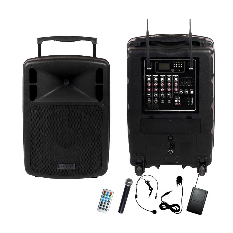 harga Audiocore PAV-1211 Portable Wireless Meeting [12 Inch] Blibli.com