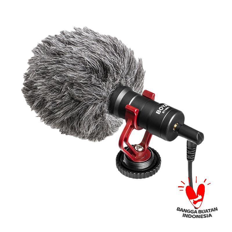 Boya BY MM1 Universal Cardioid Condenser Microphone