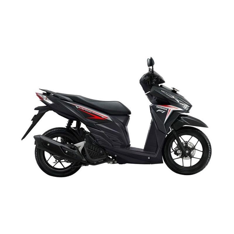 harga Honda All New Vario 125 eSP CBS ISS Sepeda Motor - Black Red Blibli.com