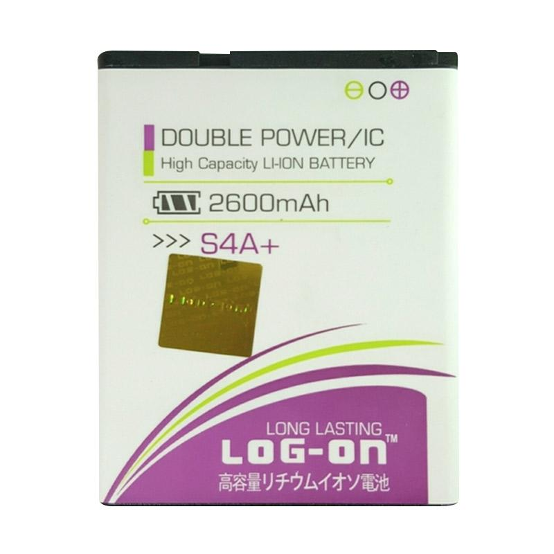 Log On Double Power Battery for Advan S4A Plus [2600 mAh]