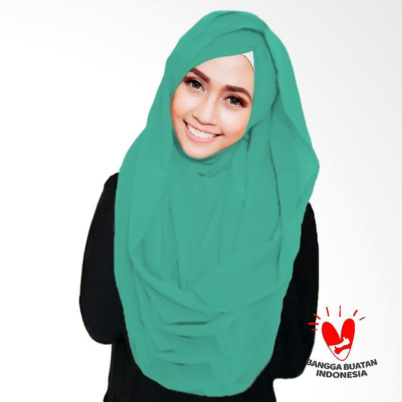 Milyarda Hijab Shiren Kerut Jilbab Instant - Tosca