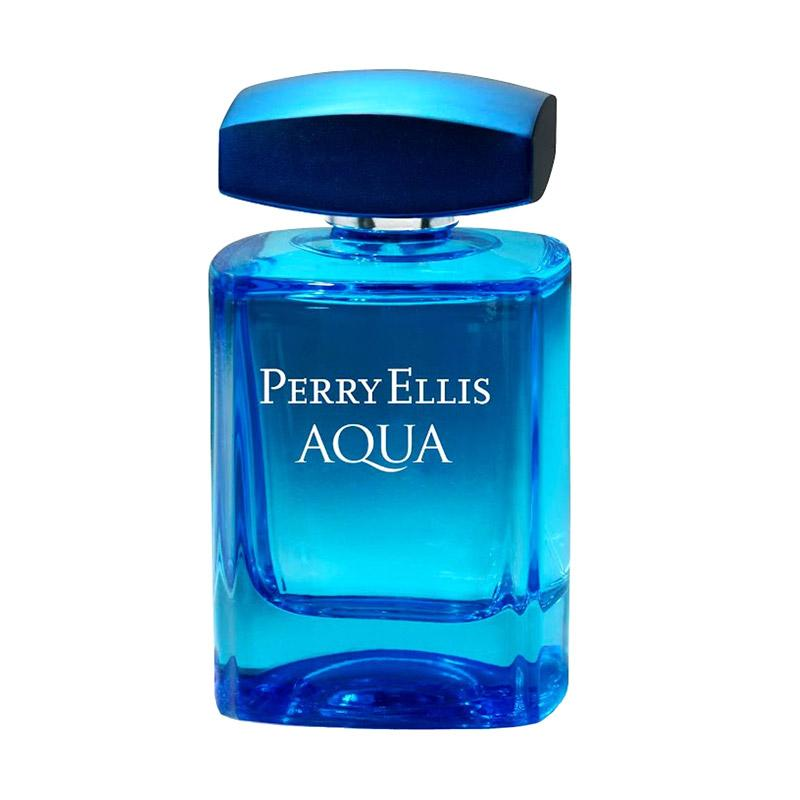 Perry Ellis Aqua EDT Parfum Pria [100 mL]