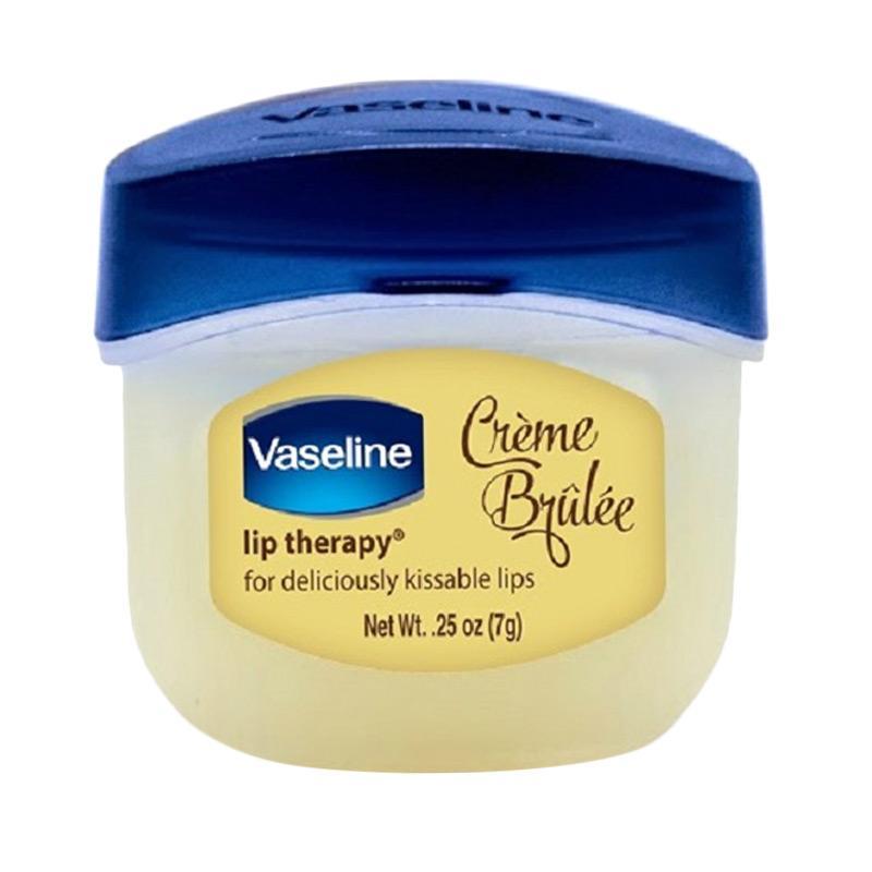 Vaseline Lip Therapy Creme Brulee [7gr]