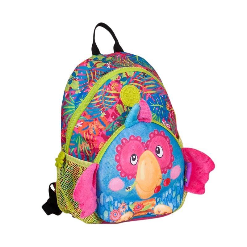Wildpack Junior Backpack Parrot Tas Sekolah Anak