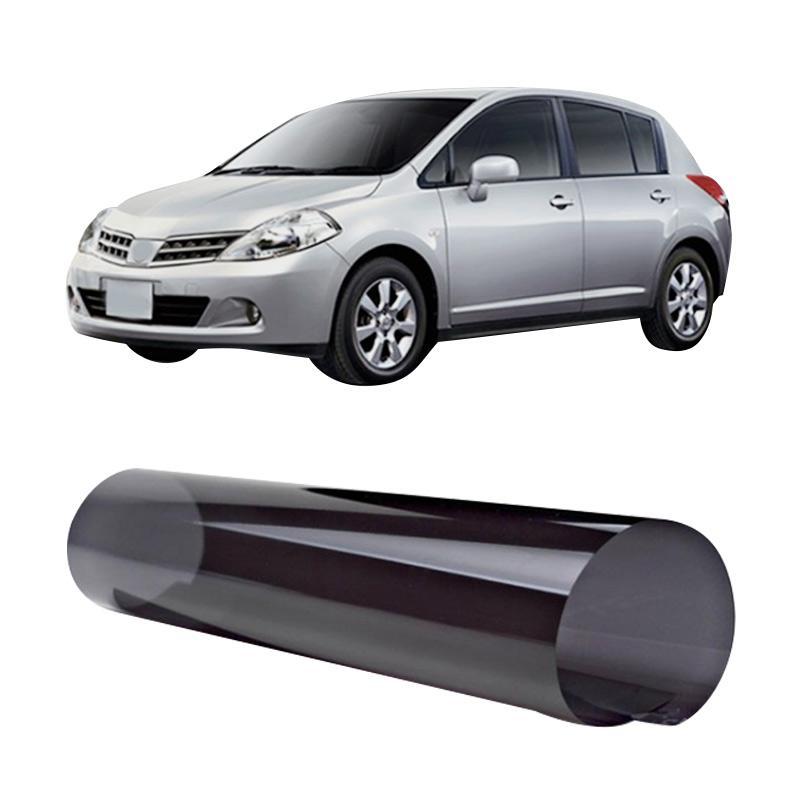 3M Auto Film Paket Eco Black Kaca Film Mobil for Nissan Latio
