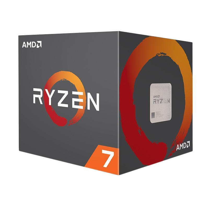 Pre-Order AMD Ryzen 7 1700 CPU Prosesor with Wraith Spire Cooler