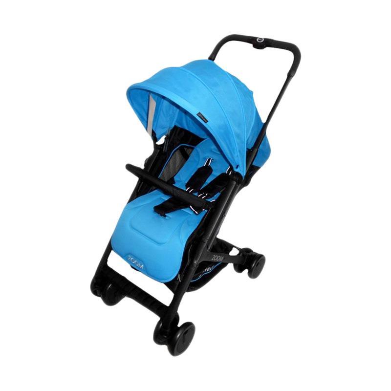 Babyelle Zoom Stroller Kereta Dorong Bayi - Biru