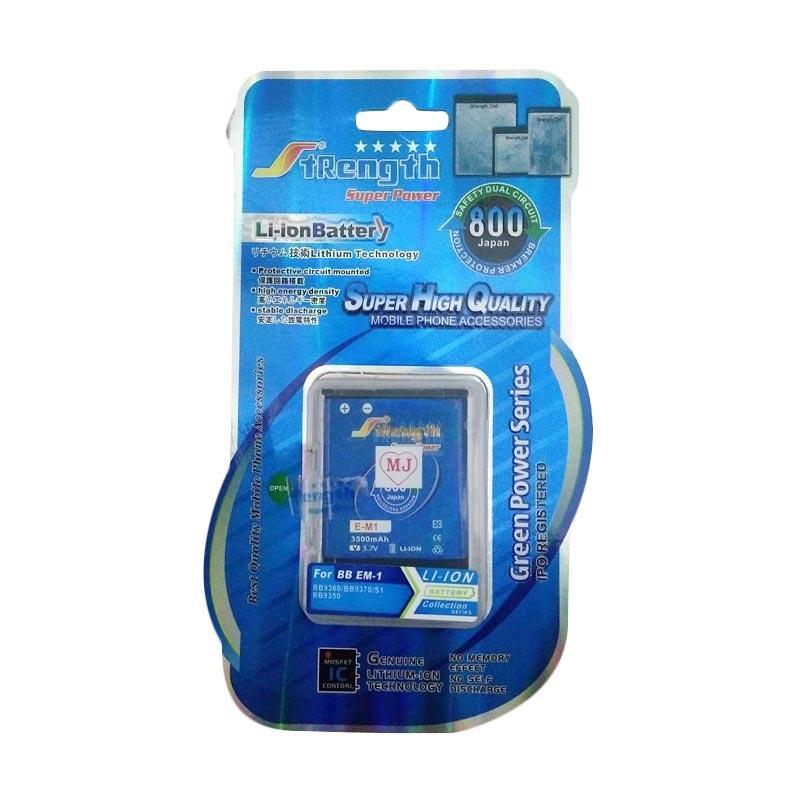 STRENGTH E-M1 Baterai for BlackBerry Curve 9350 [3500 mAh]