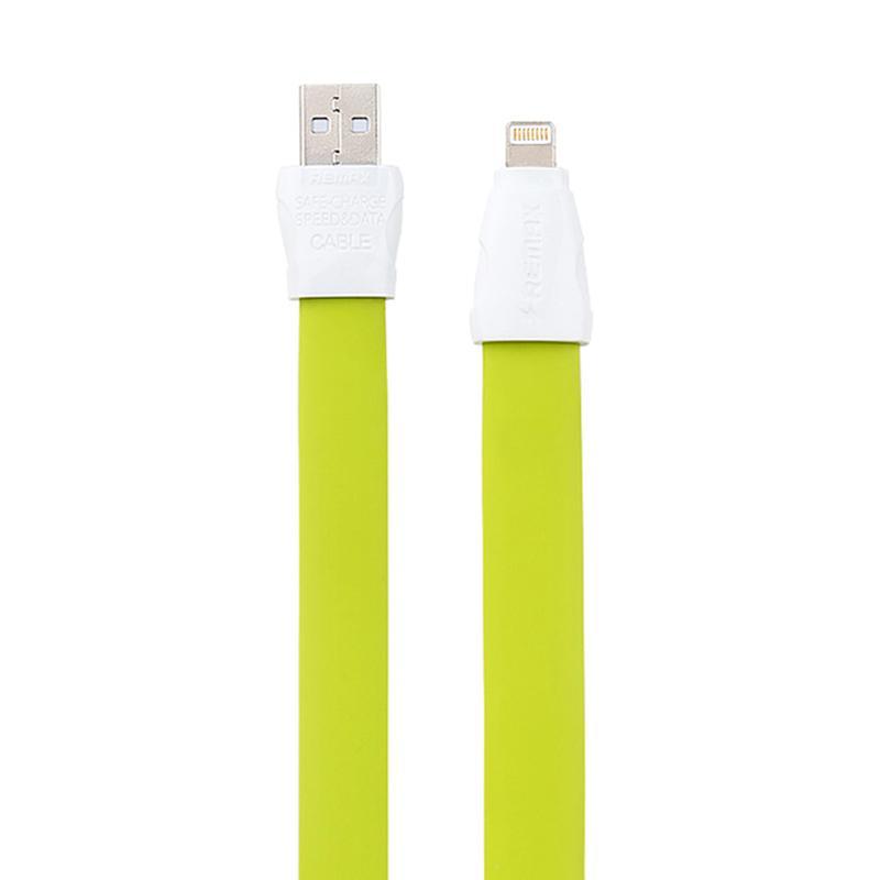 Remax Full Speed Line 2 Kabel Lightning for Apple - Green