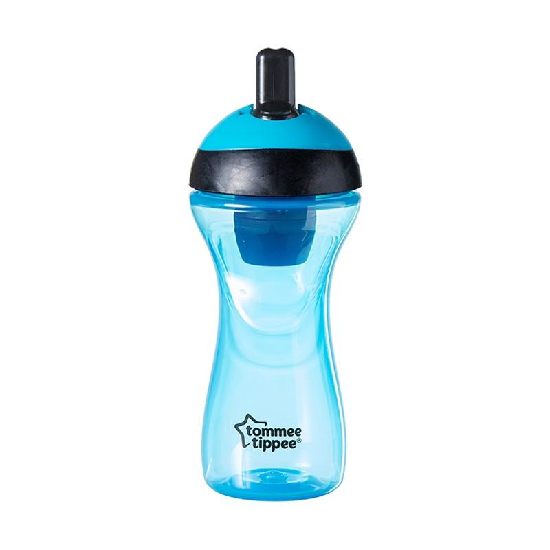 Tommee Tippee 12m+ Active Filter Bottle - Blue