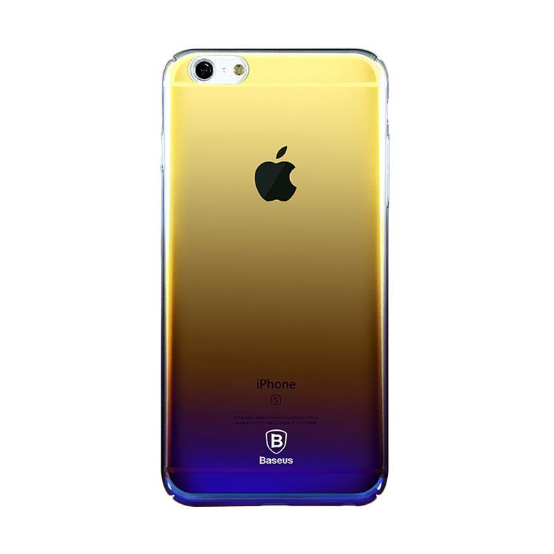 Baseus Glaze Casing for iPhone 6 Plus or iPhone 6s Plus - Black