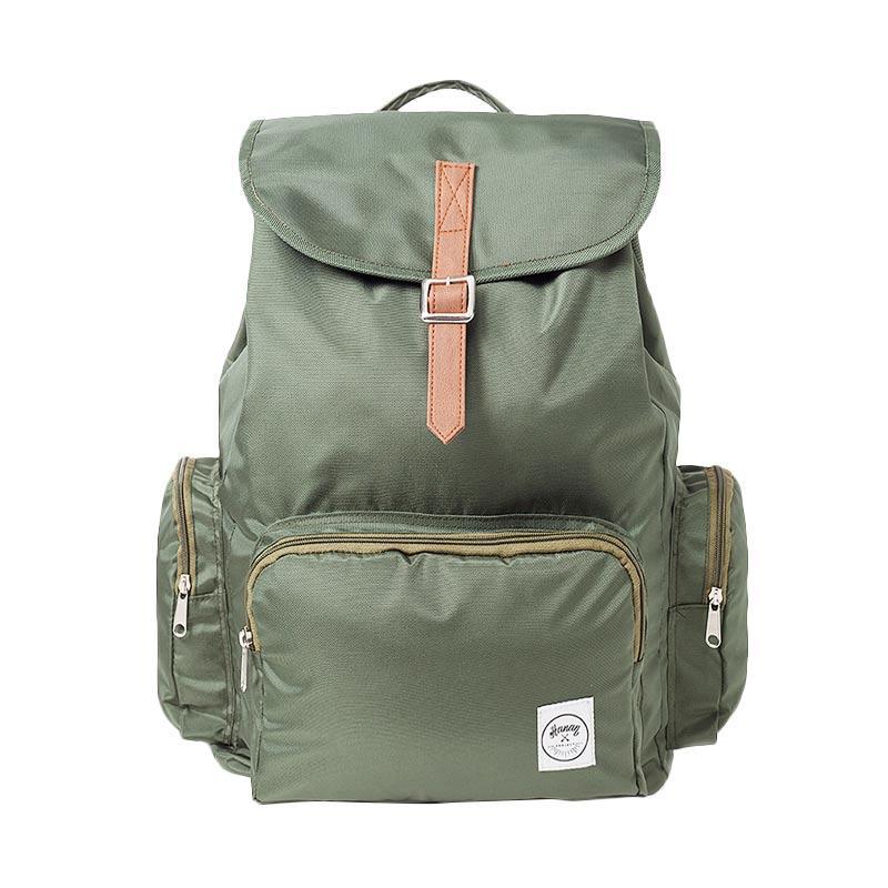Hanan Project Levi Backpack Tas Wanita - Olive