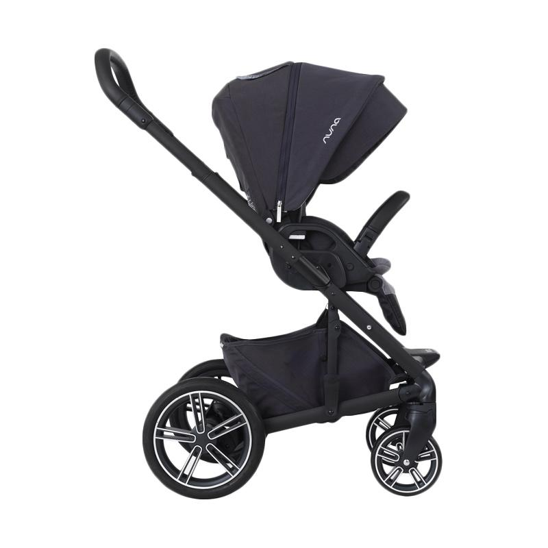 Nuna Mixx Jett Special Edition Baby stroller - Black