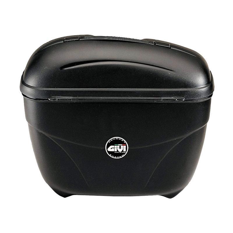 harga GIVI E21N + Breket Samping SBL2000-ID Side Box Motor - Black Blibli.com