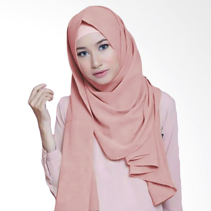 Kus Group Hijab Diamond Pashmina - Dusty Pink