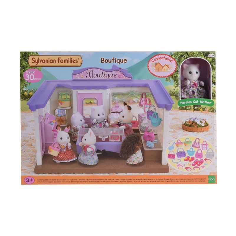 Sylvanian Families Boutique Mainan Anak