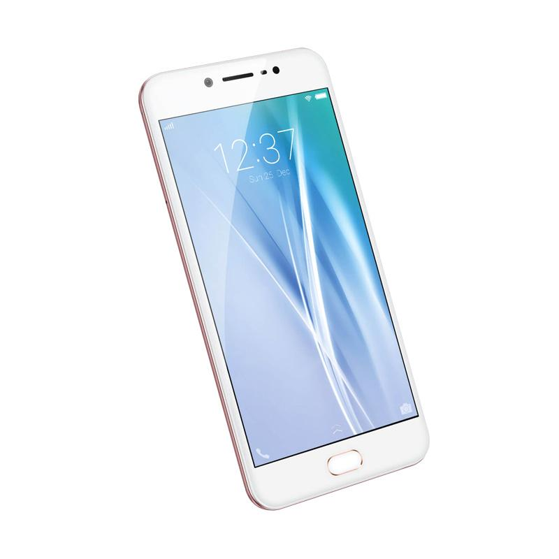 VIVO V5S Smartphone - Rose Gold [64GB/4GB] FREE TONGSIS + POWERBANK ROBOT 6600 MAH