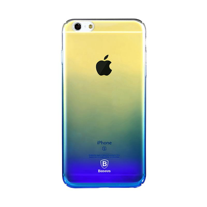 Baseus Glaze Casing for iPhone 6 Plus or iPhone 6s Plus - Blue