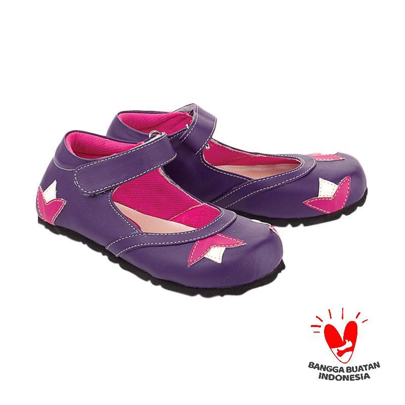 Blackkelly LRK 108 Sepatu Slip On Anak Perempuan
