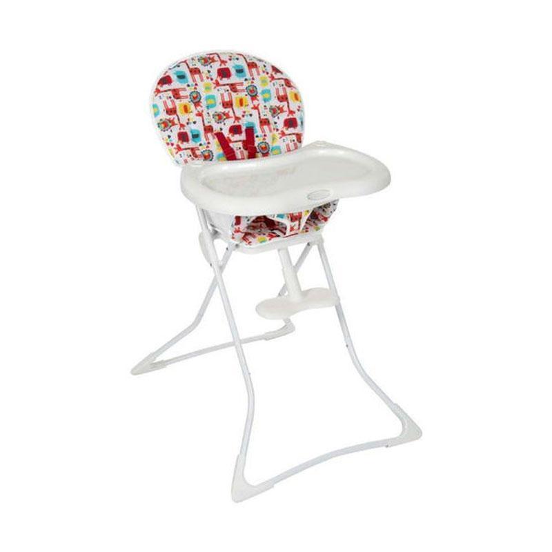 Graco Tea Time Wild Day Out High Chair Kursi Makan Bayi