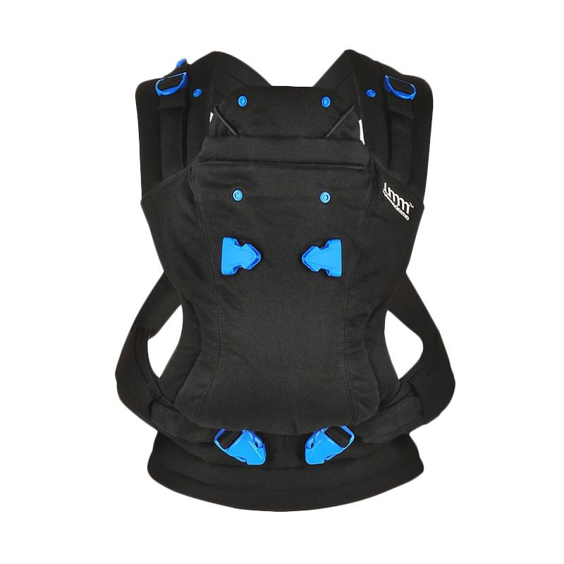We Made Me Pao Papoose 3in1 Baby Carrier - Midnight Black
