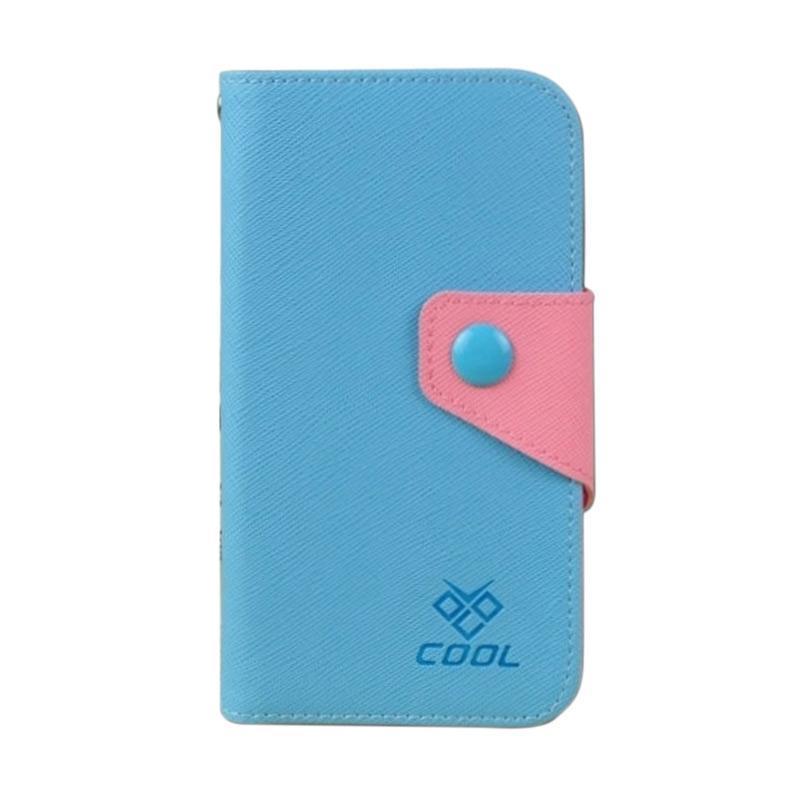 harga OEM Rainbow Cover Casing for Sony Xperia M4 Aqua - Biru Blibli.com