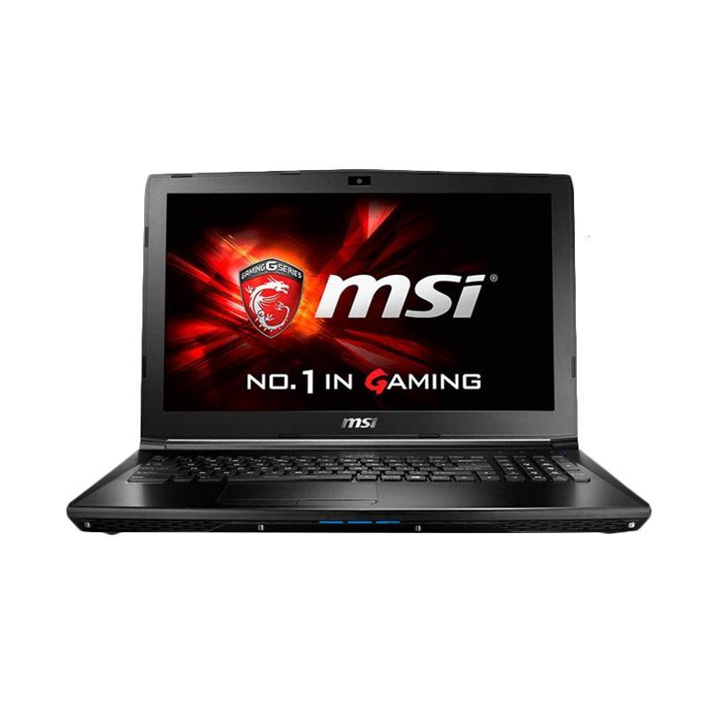 MSi GL62-7QF Gaming Laptop [I7 7700HQ/ 4GB/ 1TB/ GTX960M 2GB/ DOS/ 15.6 Inch FHD]