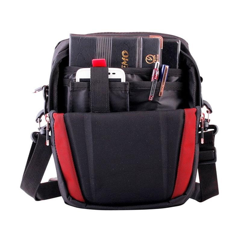 Jual Ozone 721 Shoulder Bag for Tablet or Mini iPad - Merah Online - Harga & Kualitas Terjamin   Blibli.com