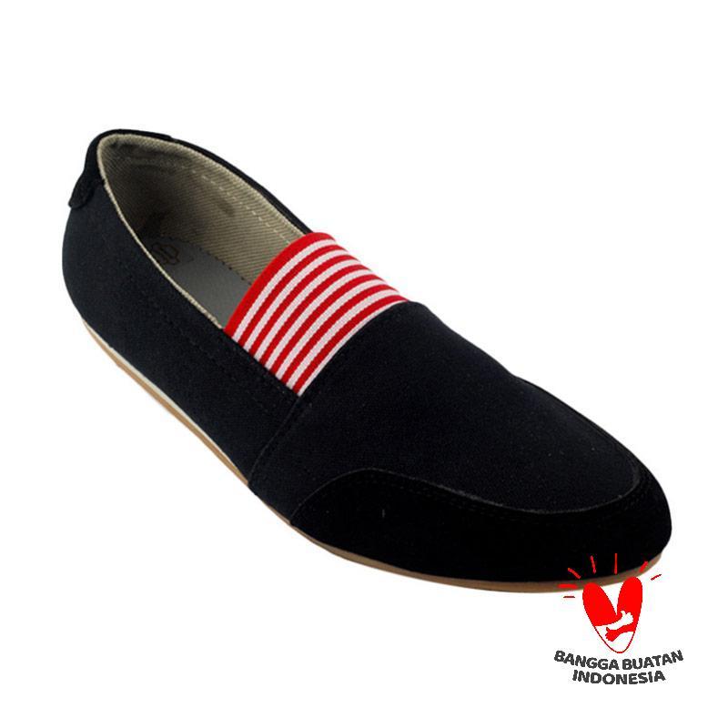 Black Master Payton Series Sepatu Pria - Black