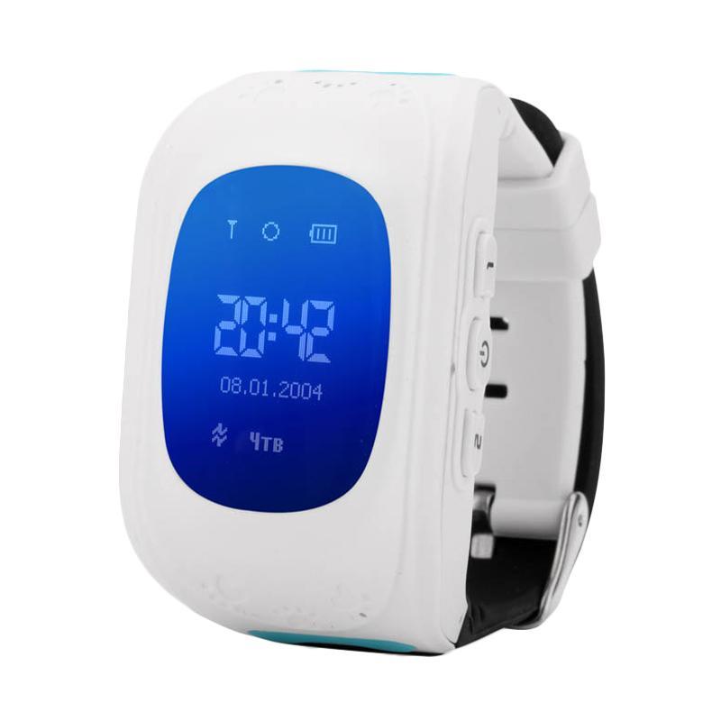 Clever Dog Cleverwatch Q50 Smartwatch Jam Tangan Anak - White ...