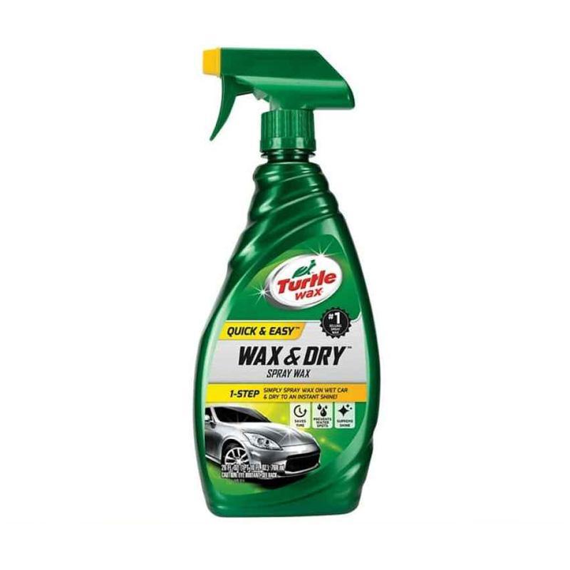 Turtle Wax Quick Easy Wax Dry Spray Wax
