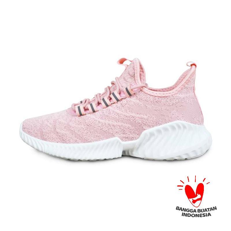 Zethro Pearl Women Running Shoes