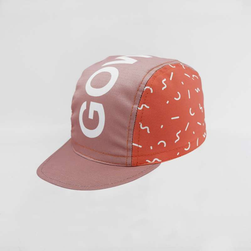 Topipedia Topi Sepeda Gowes Print GOWES