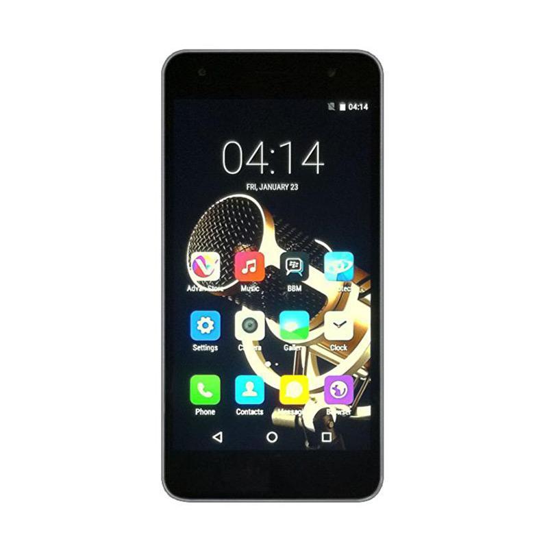 harga Advan G1 Smartphone - Grey [16 GB/RAM 3 GB] + Free Voucher MAP Rp 200.000 Blibli.com