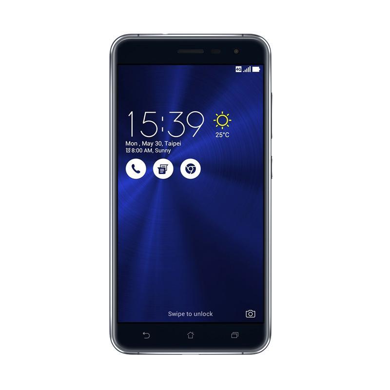 Asus ZenFone 3 ZE552KL Smartphone - Sapphire Black [64GB/ 4GB]