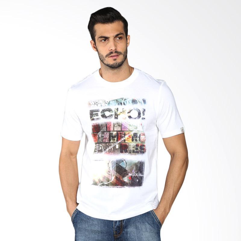 Emba Casual T-Shirt Brunno DK 610 00208 54 Atasan Pria - Navy Extra diskon 7% setiap hari Extra diskon 5% setiap hari Citibank – lebih hemat 10%